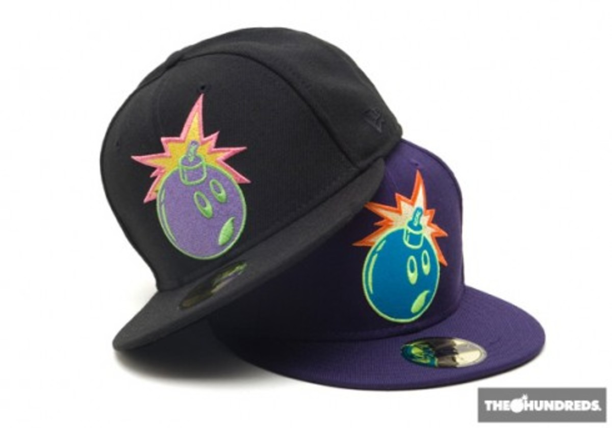 The Hundreds x New Era - Holiday 2008 Collection - 6
