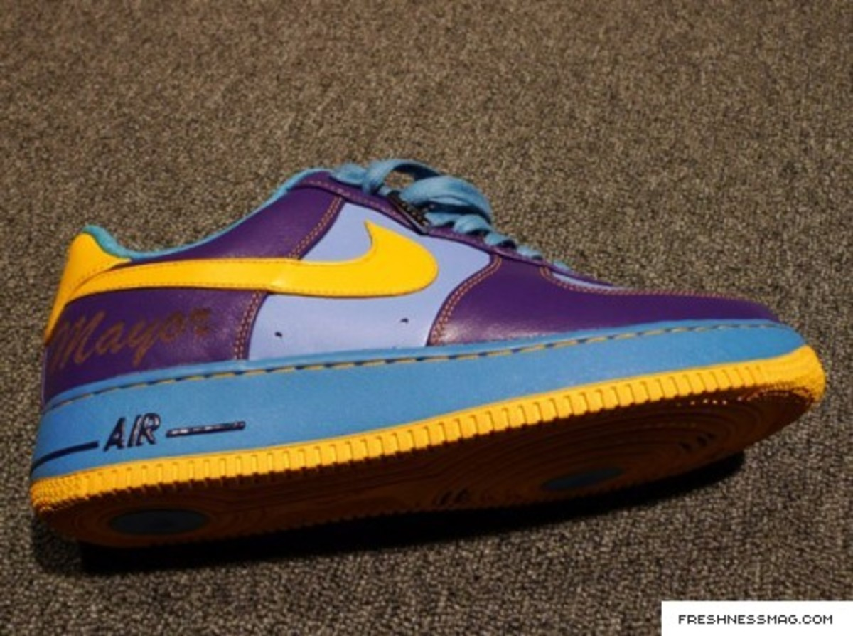 The Mayor - 1000th Pair of Air Force 1 Interview