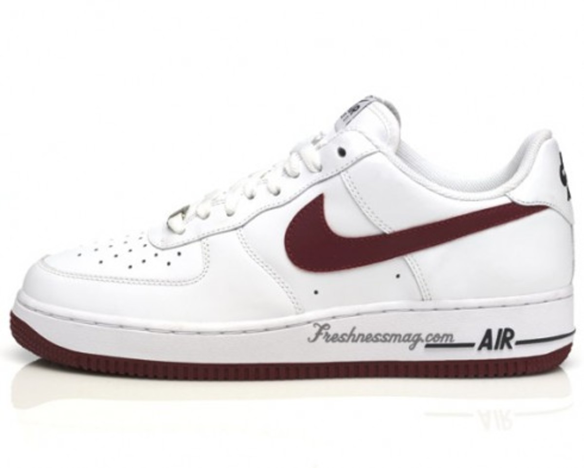 Nike  Air Force 1 - Spring 2009 - Elephant Print Pack - 6