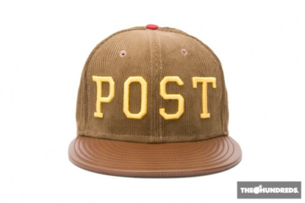 The Hundreds x New Era - RSWD + POST Hats - 5