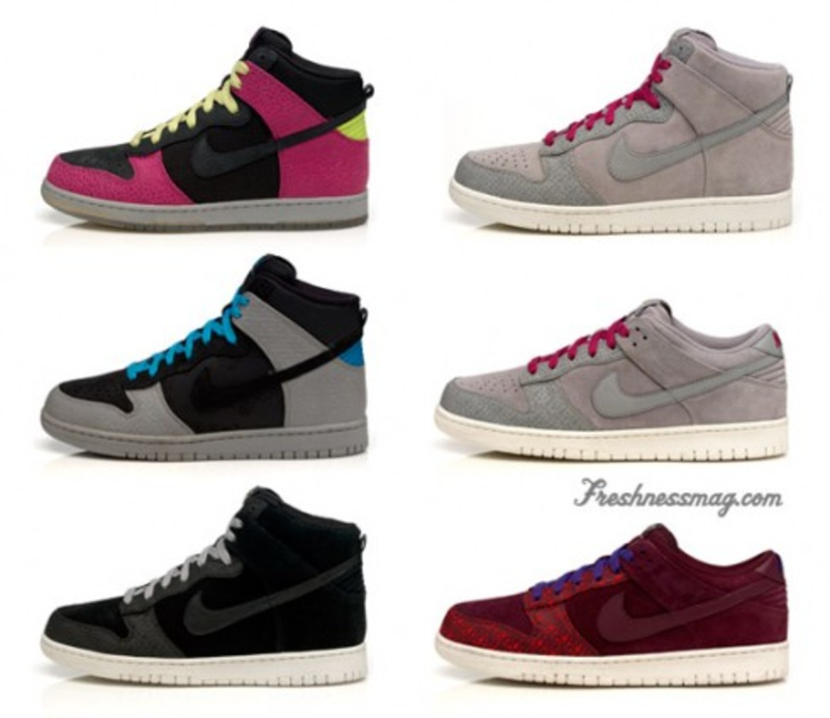 Nike Sportswear - Dunk Safari Pack - 0