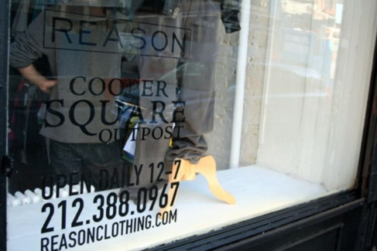 Reason Clothing Store - NYC Outpost