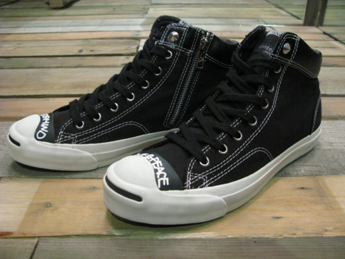 e49fc9c1d9c288 mastermind JAPAN x CONVERSE Jack Purcell Hi - Freshness Mag