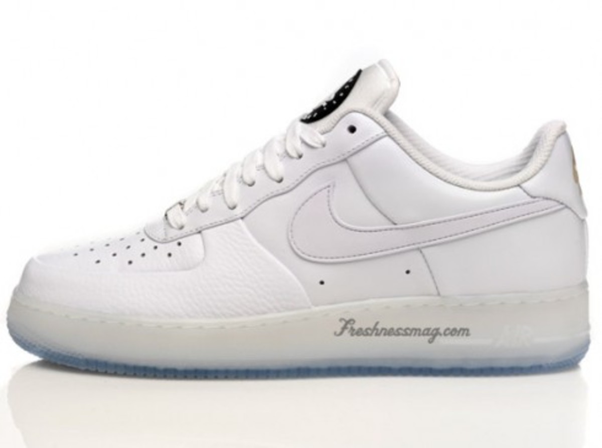 Nike Air Force 1 Supreme - Huarache - 2