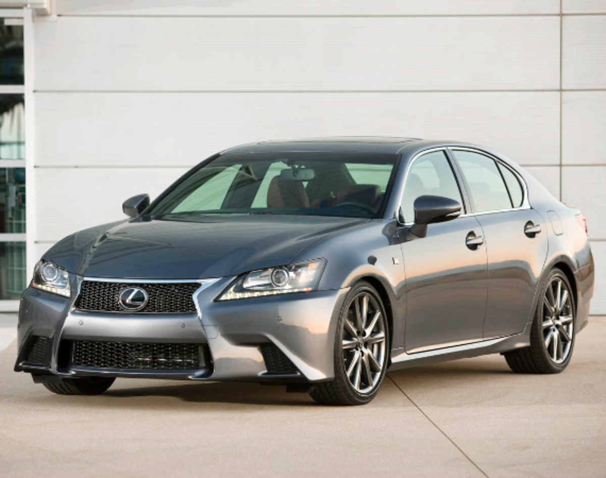 Lexus GS 350 F Sport   2013 Edition