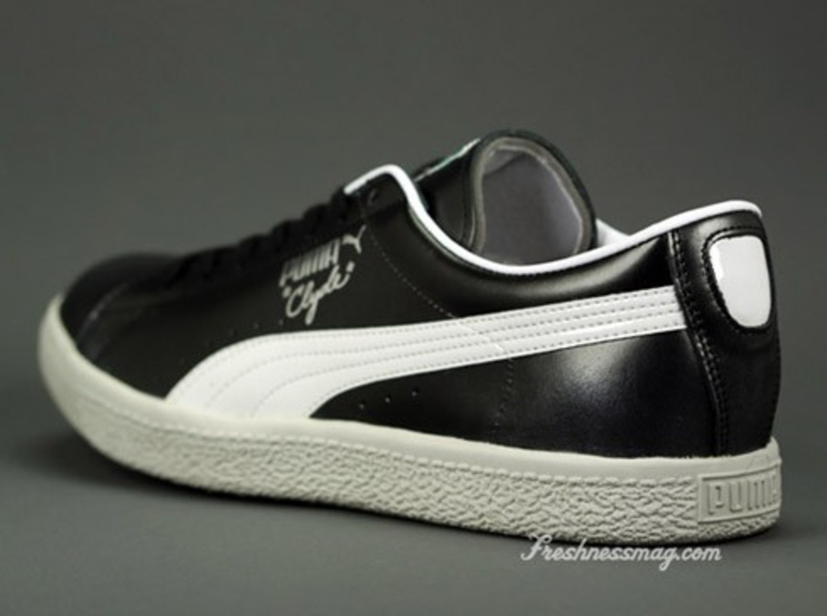 PUMA Clyde - Made In Japan Editions
