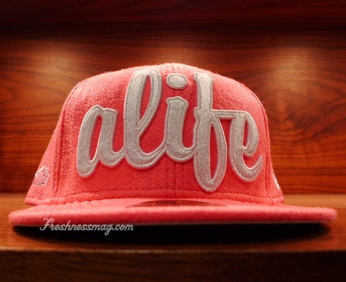 ALIFE x New Era - Ball Out 59FIFTY Collection - 3