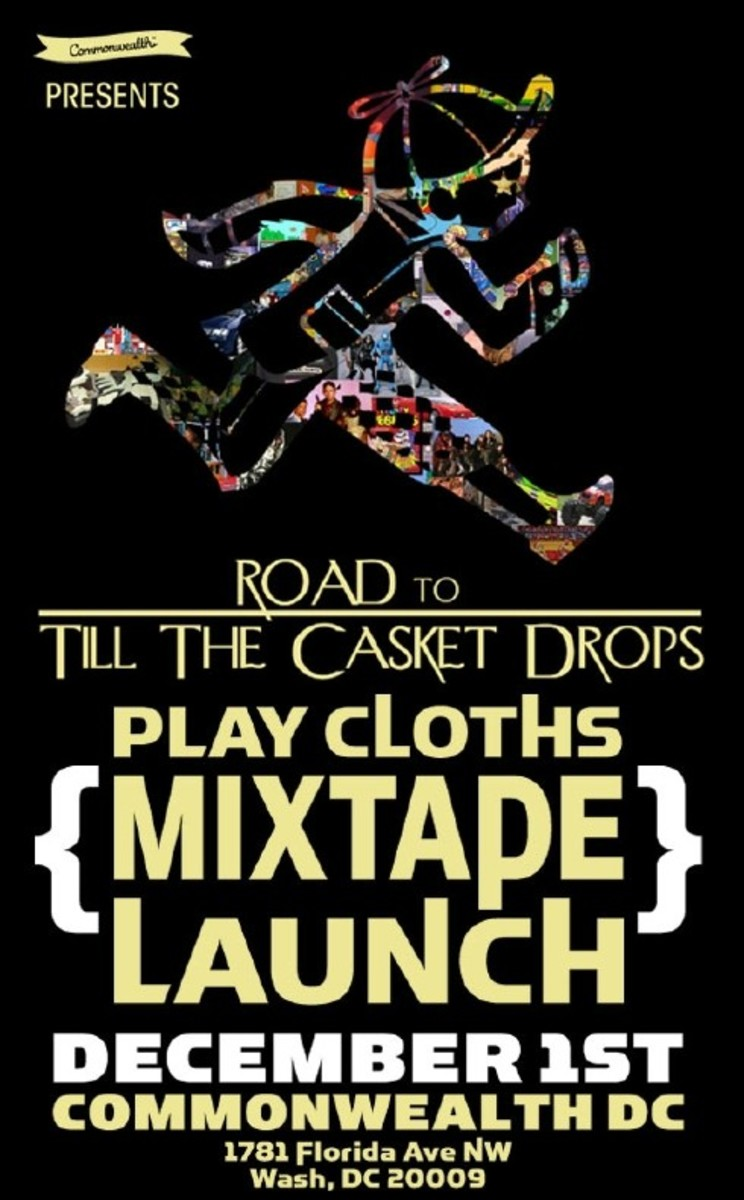 Play Cloths Mixtape Launch @ Commonwealth DC - 0