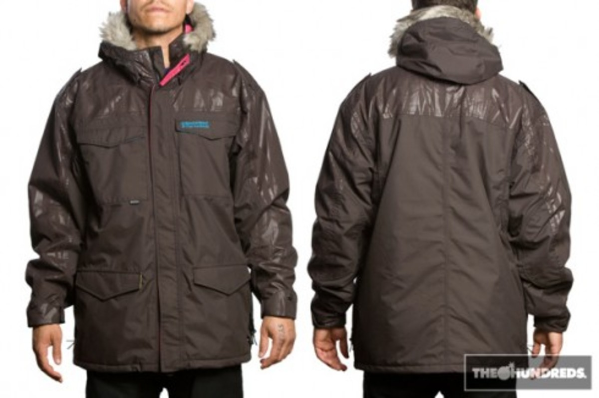 The Hundreds x Special Blend - Outerwear - 0