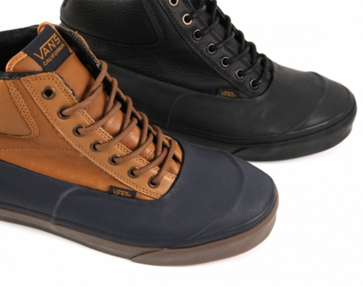 4f98147e80 VANS Switchback CA Water Resistant - Freshness Mag