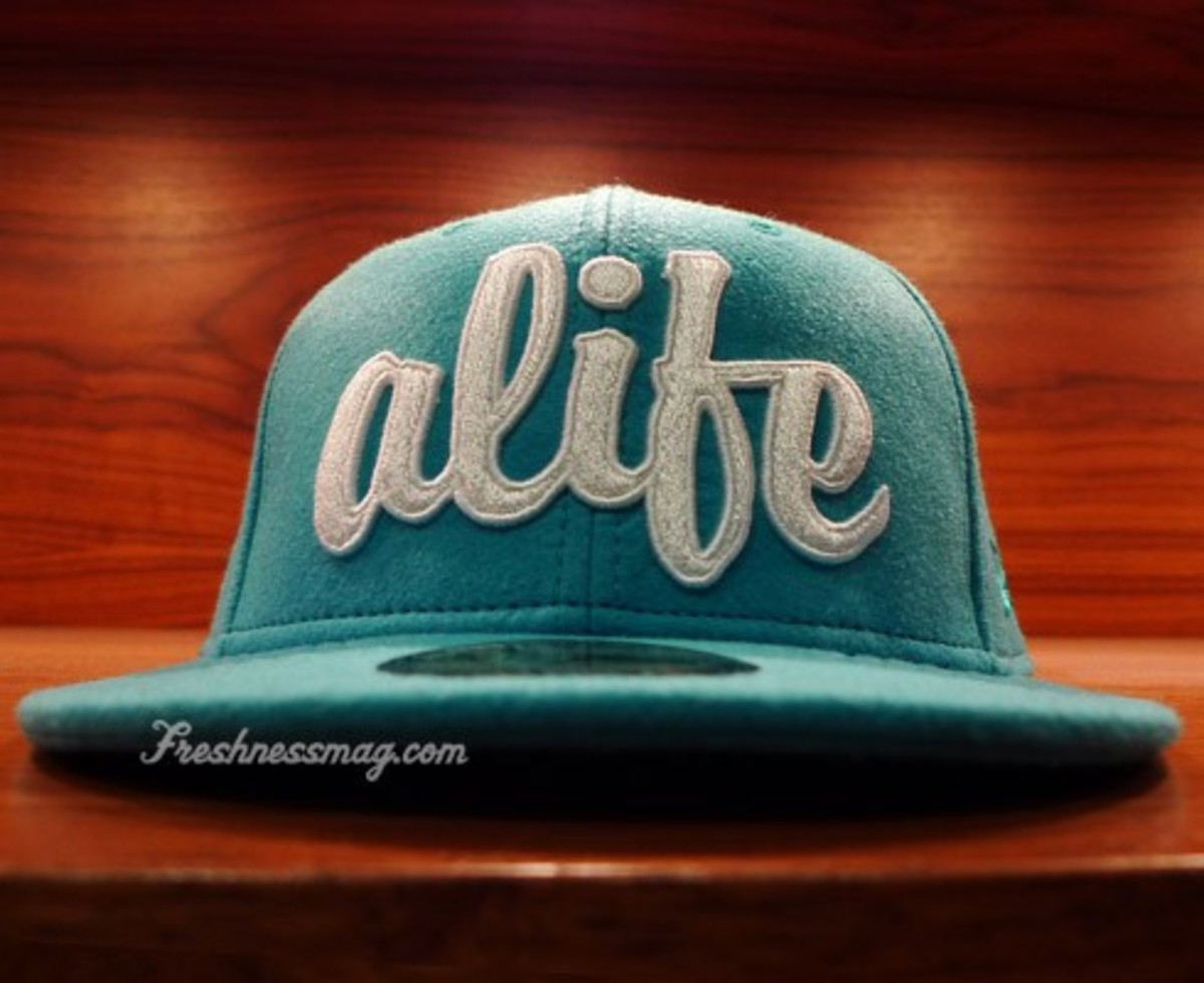 ALIFE x New Era - Ball Out 59FIFTY Collection - 2