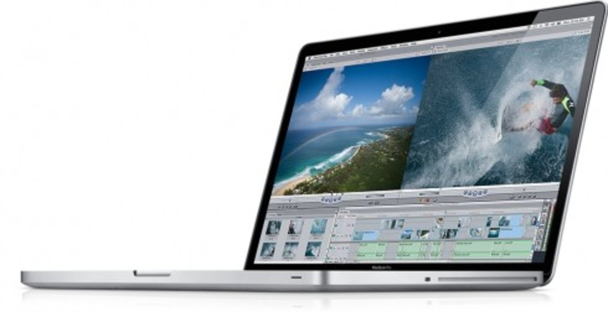 "Apple - New 17"" MacBook Pro - 2"