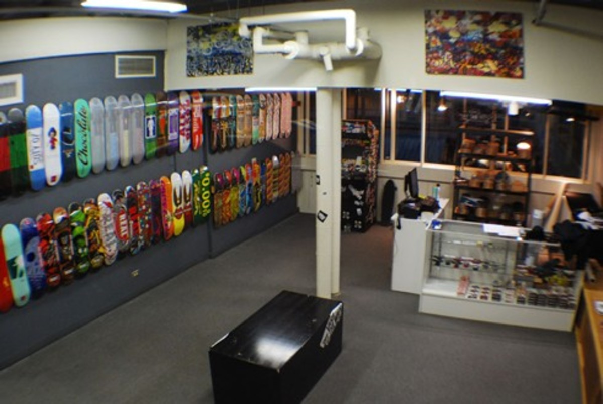 In4mation - In4m Board Shop