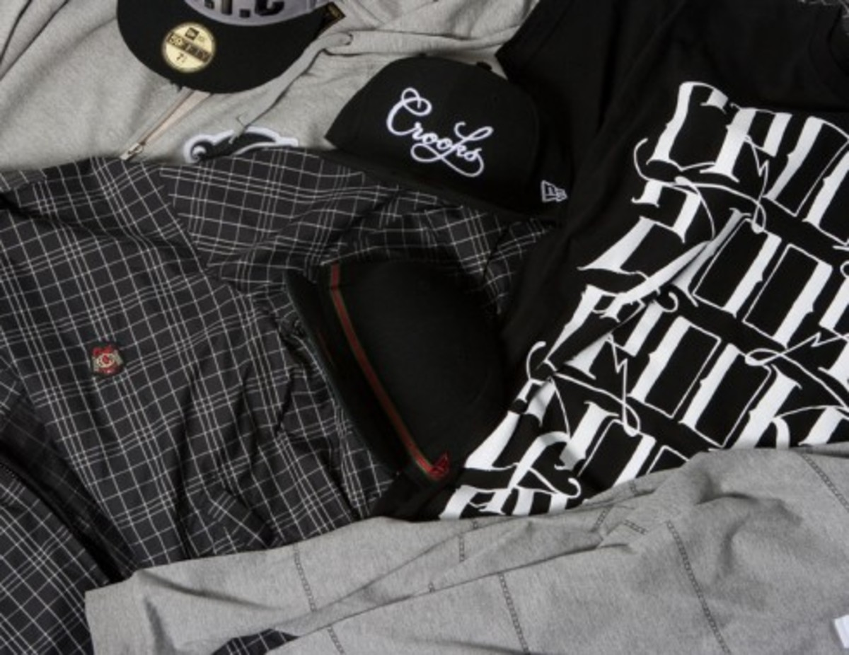 Crooks & Castles - Spring 2009 Collection Lookbook - 3