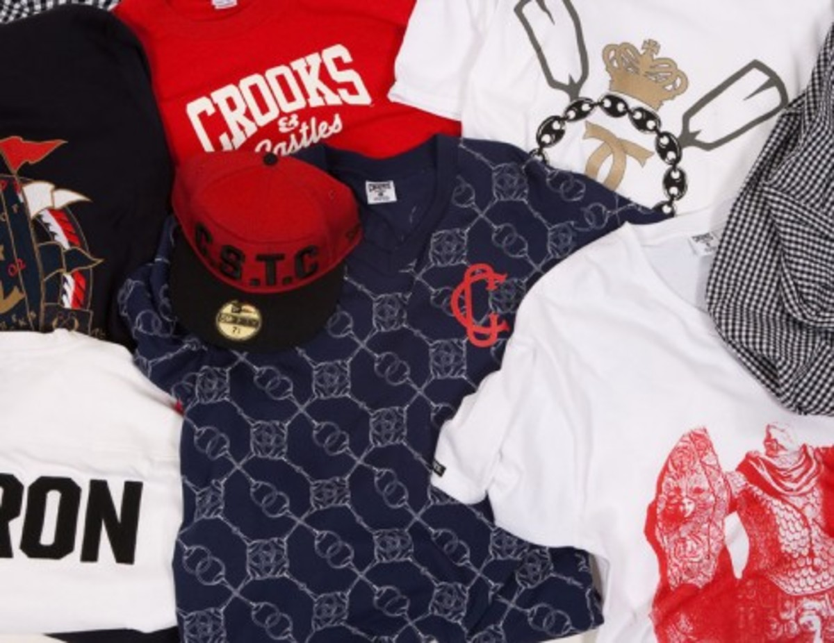 Crooks & Castles - Spring 2009 Collection Lookbook - 2