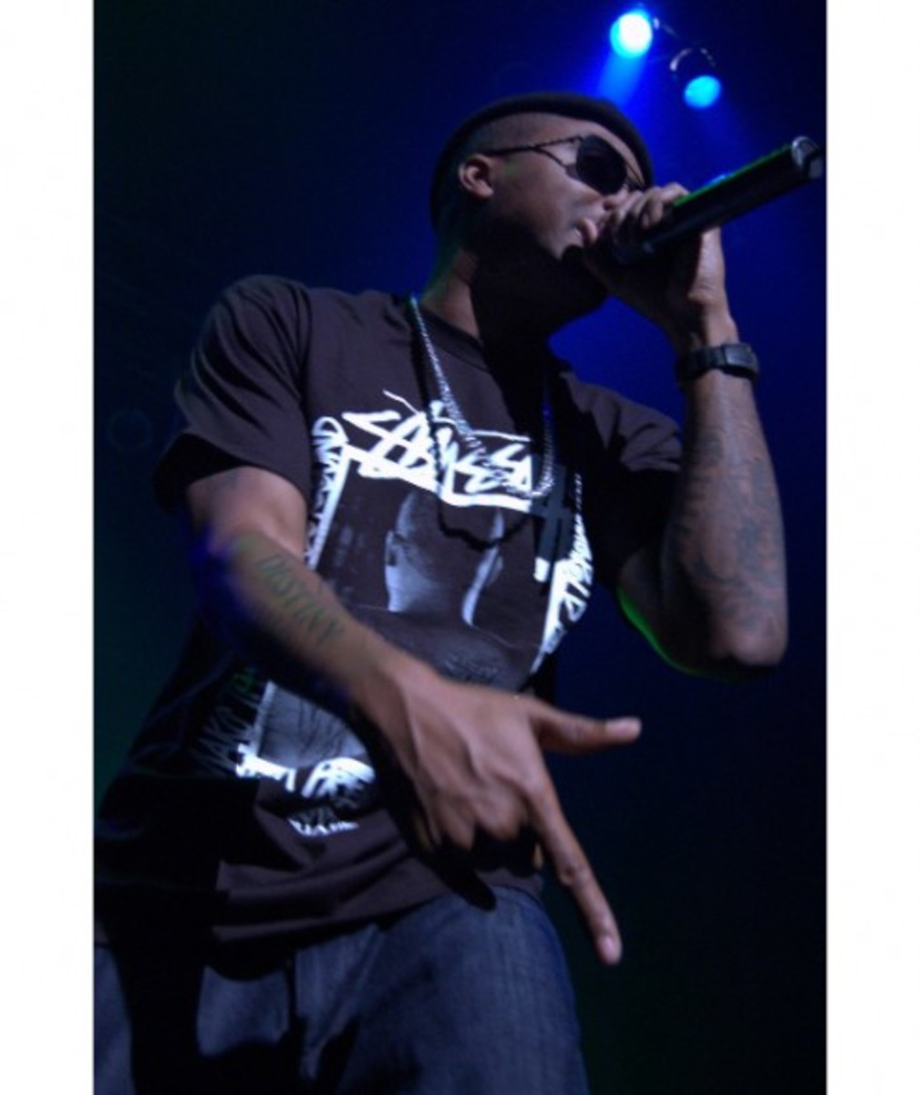 Nas x Stussy x NEXUSVII - Performance - 0