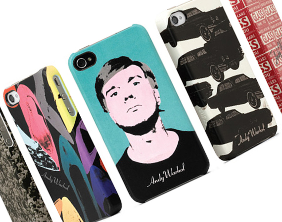 Andy Warhol x Incase - New Snap Case Collection - 0
