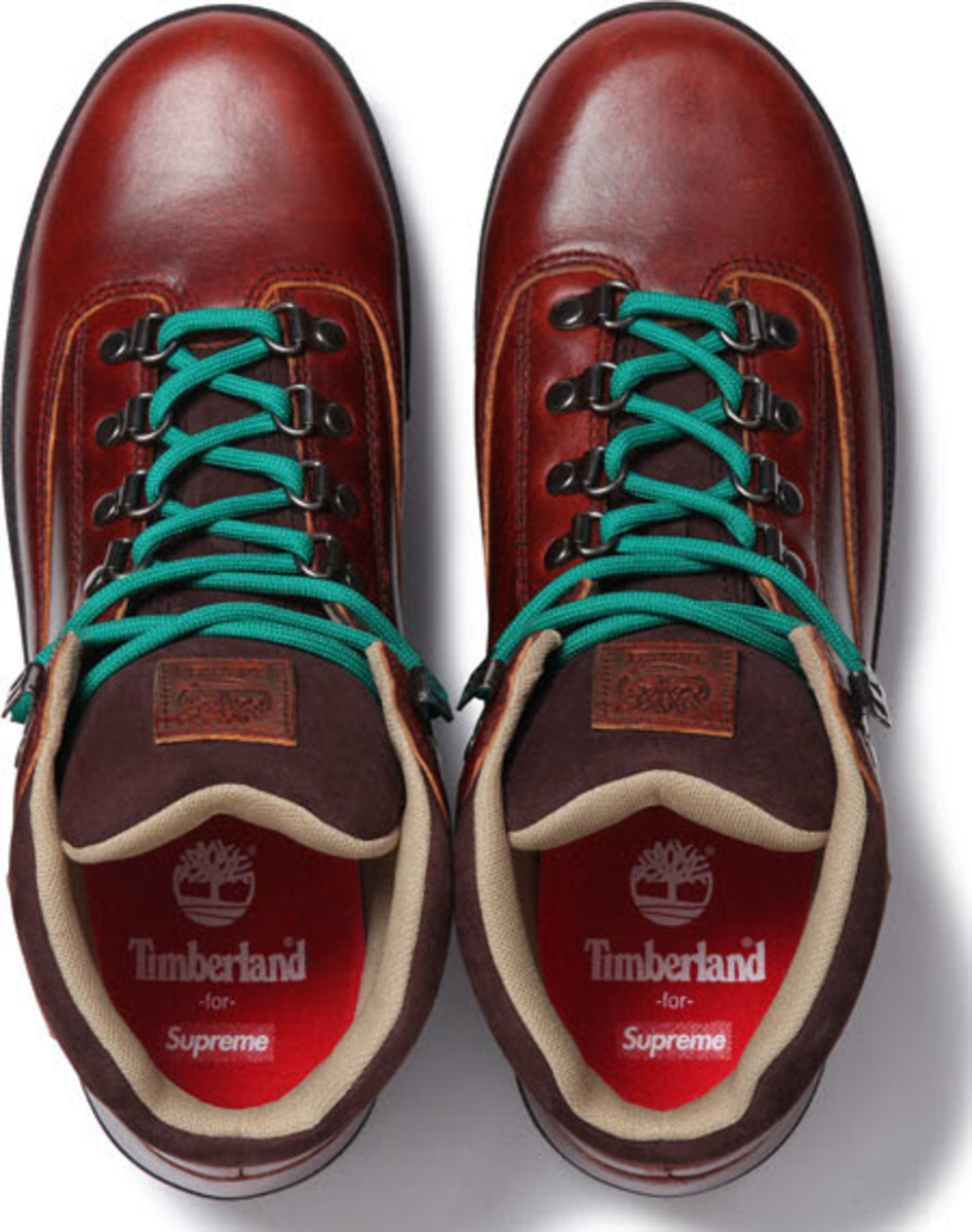 Supreme x Timberland Euro Hiker Pack | Available Now - 3