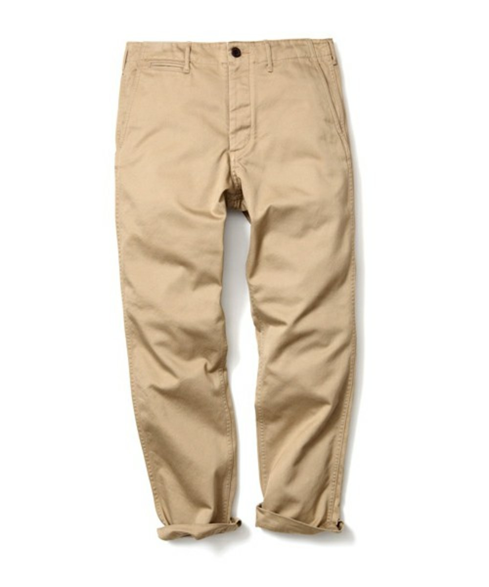 head-porter-plus-basic-chino-pants