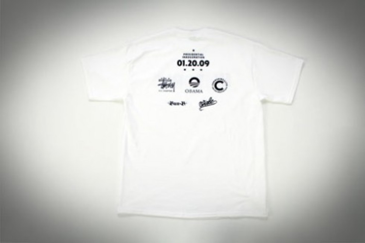 Stussy DC + Commonwealth - Historic T-Shirts - 5