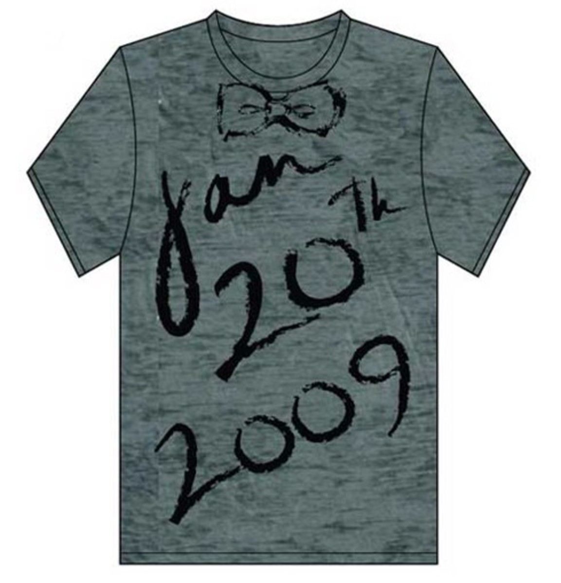 Barack Obama Inaugural: Runway To Change - Zac Posen Unisex T-Shirt