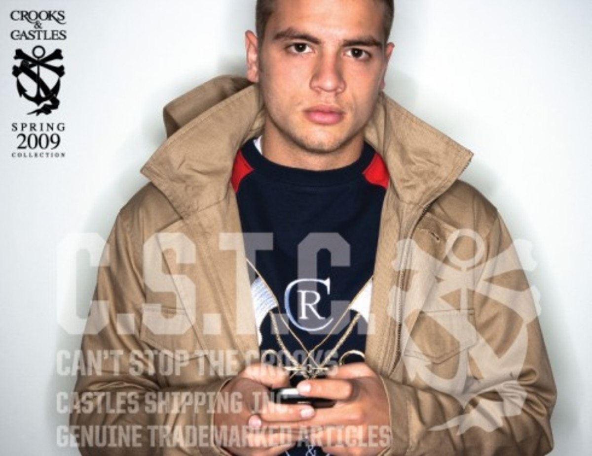Crooks & Castles - Spring 2009 Collection Lookbook - 0