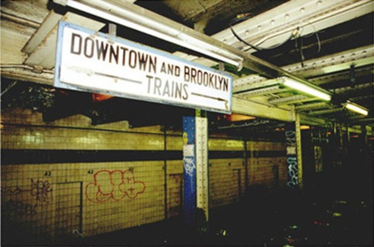 ONLY NY- Old New York Subway Archives