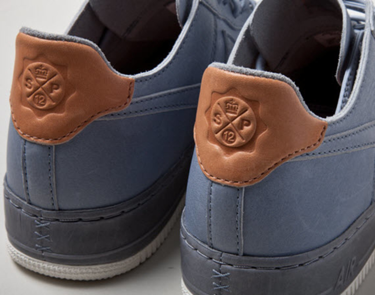 Nike Air Force 1 Bespoke Special Production Vachetta