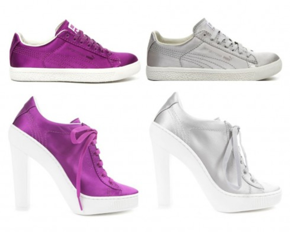PUMA x Sergio Rossi - Womens (WMNS) Collection