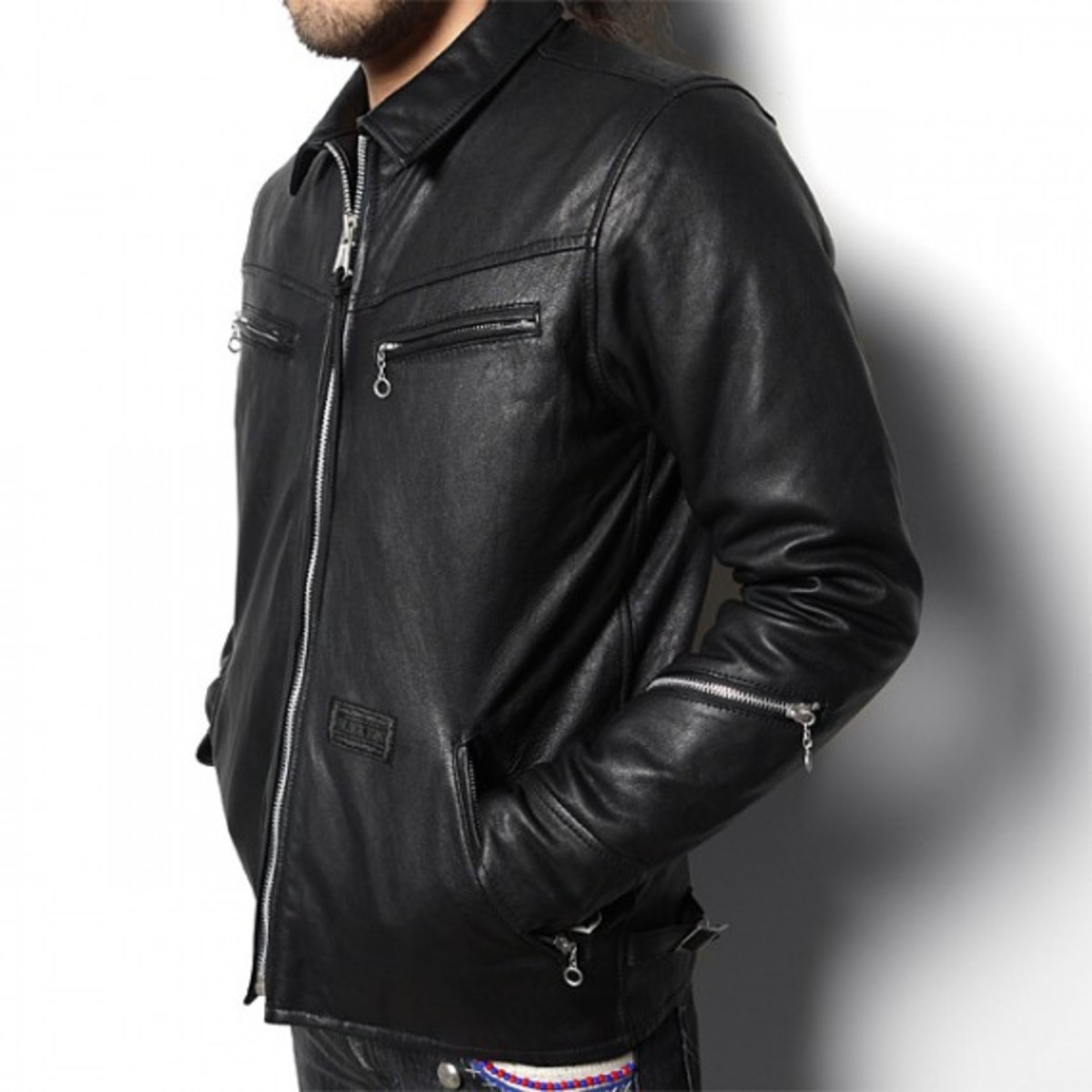 neighborhood-black-icon-black-hills-leather-jacket-03