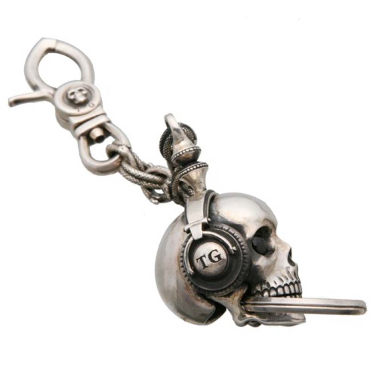 Hysteric Glamour - TRYGOD Skull & Snake Jewelry Collection