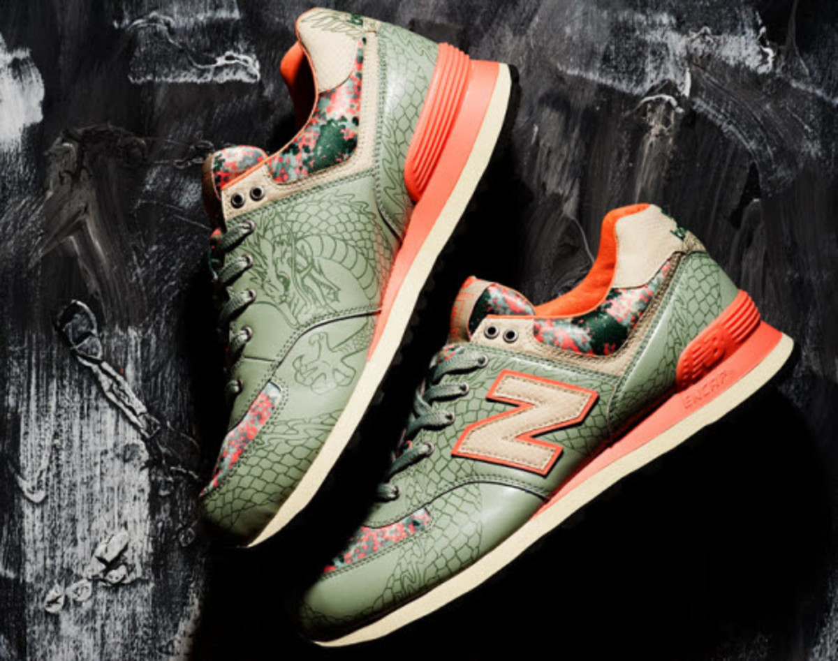 new balance 574 limited edition atmosphere pack
