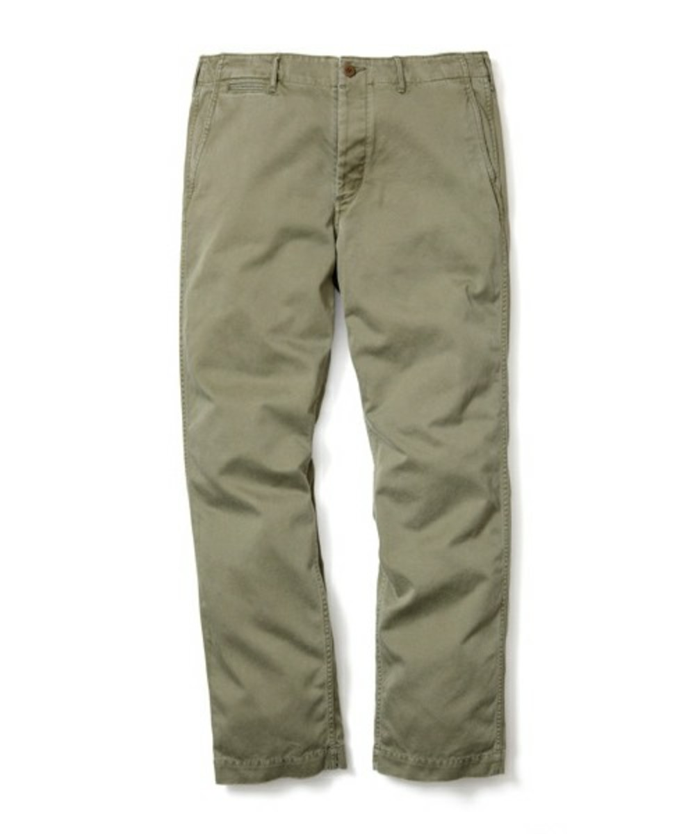 head-porter-plus-used-basic-chino-pants