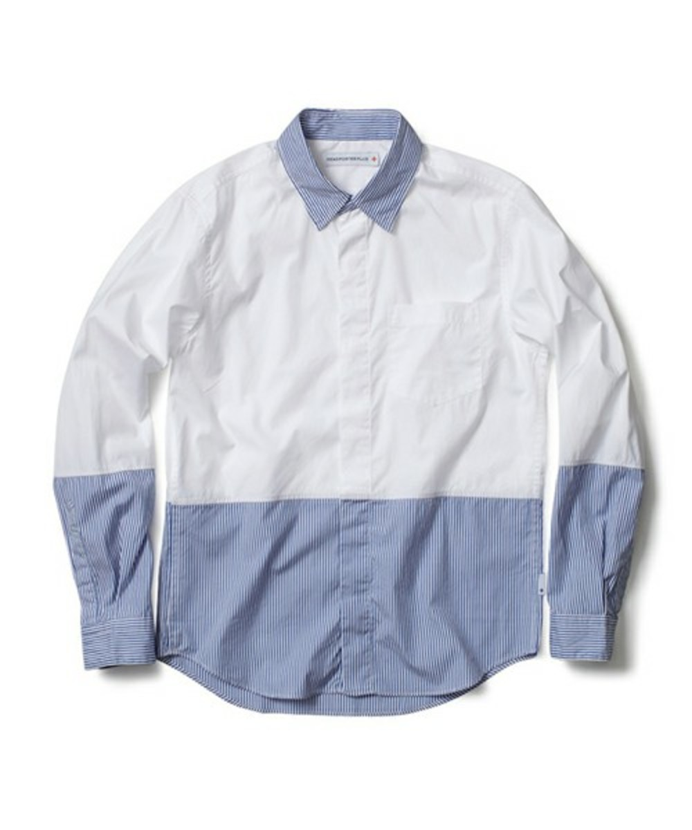 head-porter-plus-fly-front-shirt