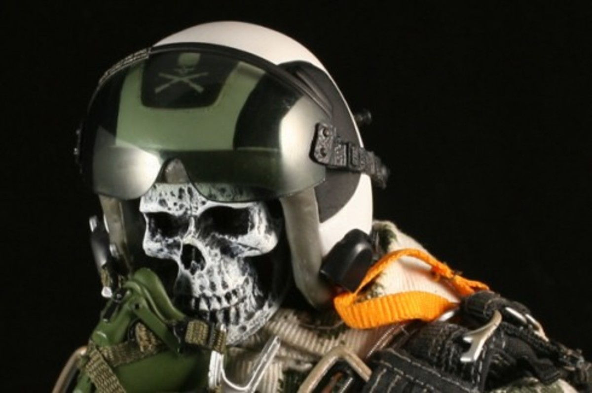 Methamphibian - Skull Squadron: Death From Above HALO Paratrooper