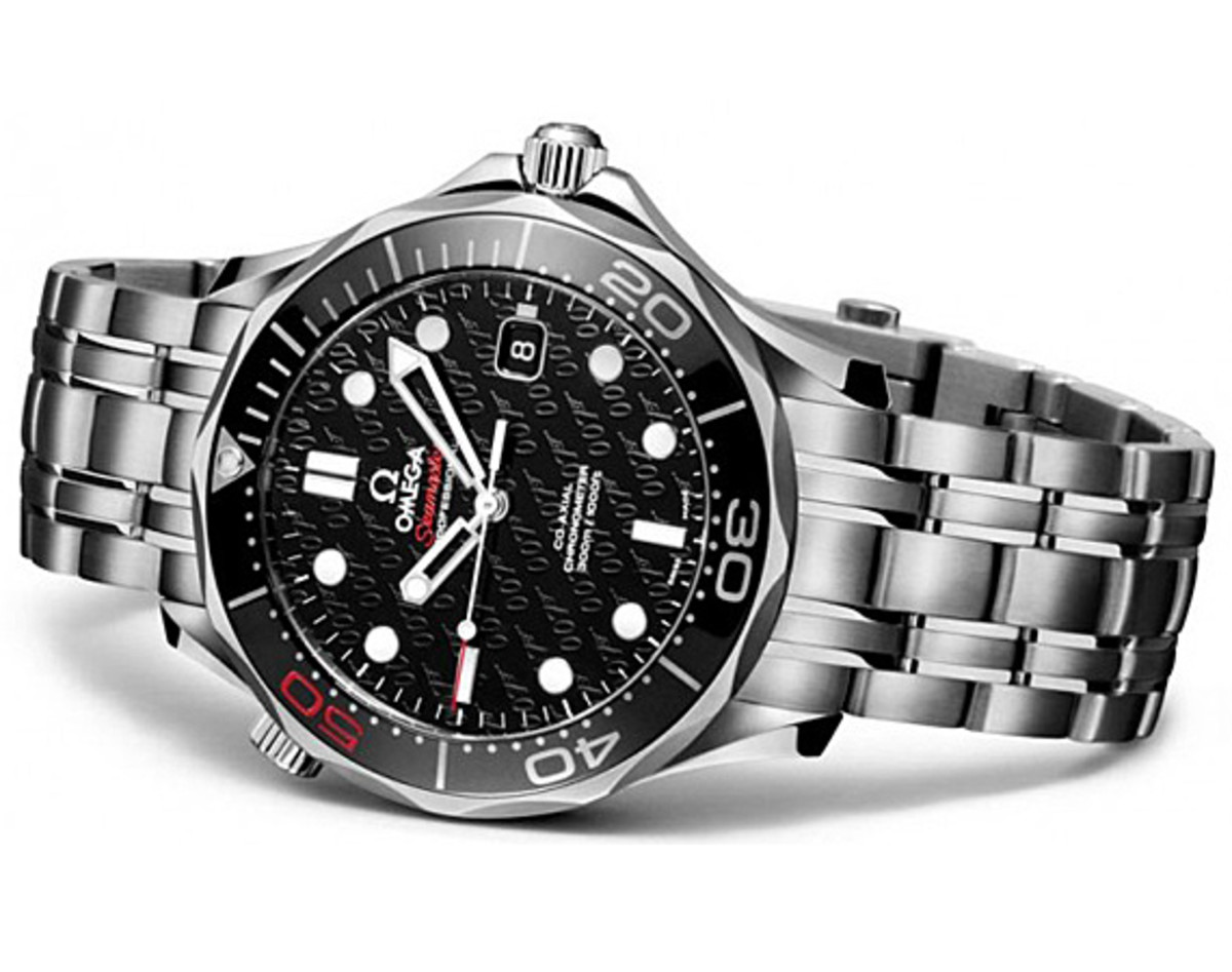 Omega Seamaster 300 Co-Axial Master Chronometer - WatchTime
