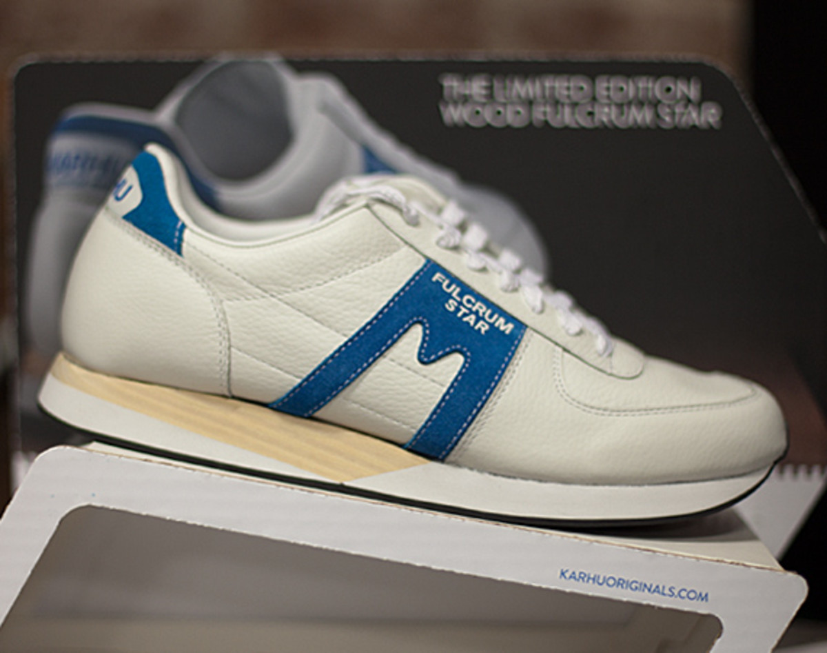 PROJECT Show New York KARHU: Fulcrum Star Punkalive - Fall