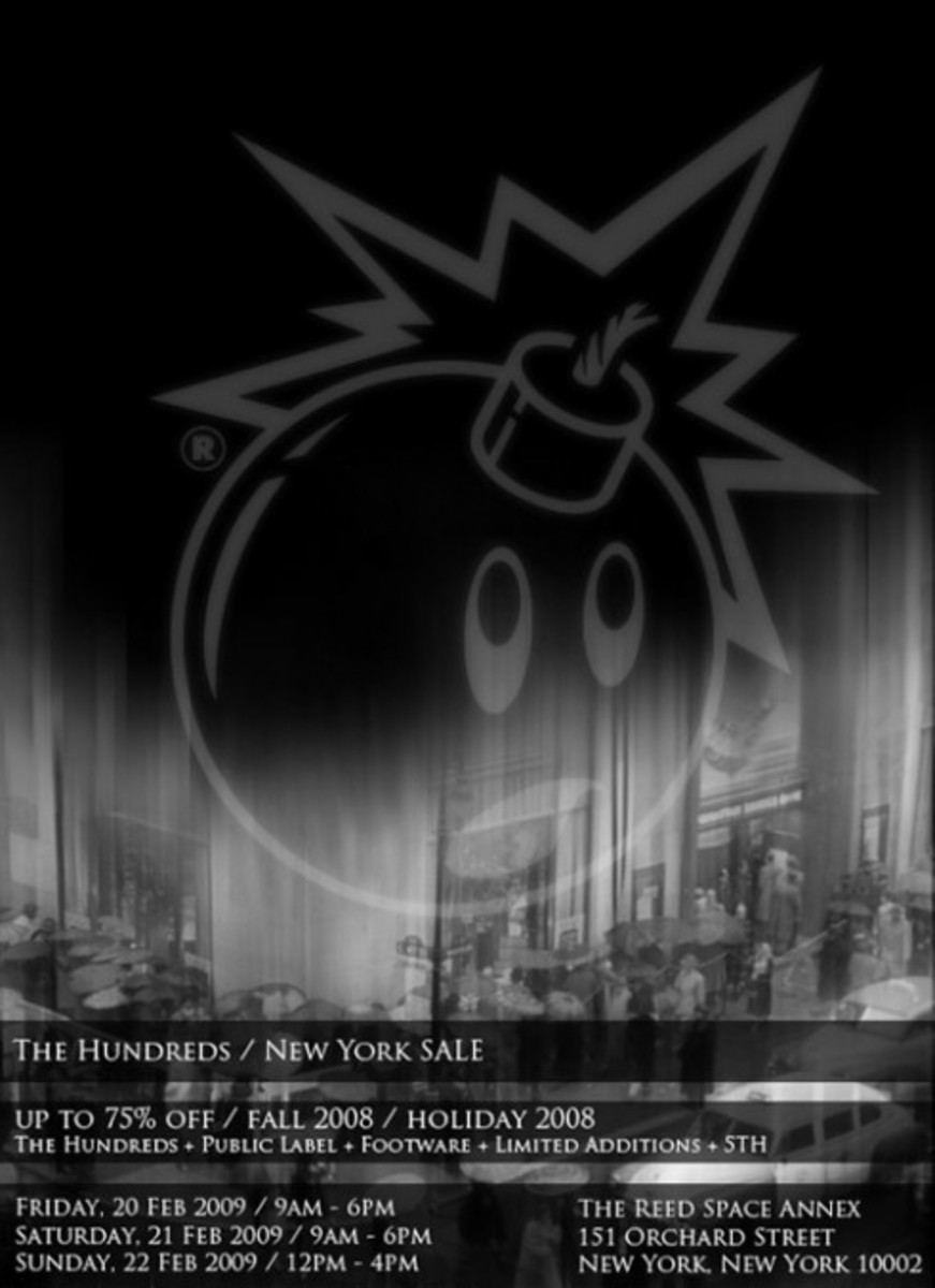 The Hundreds - New York Sale - 0