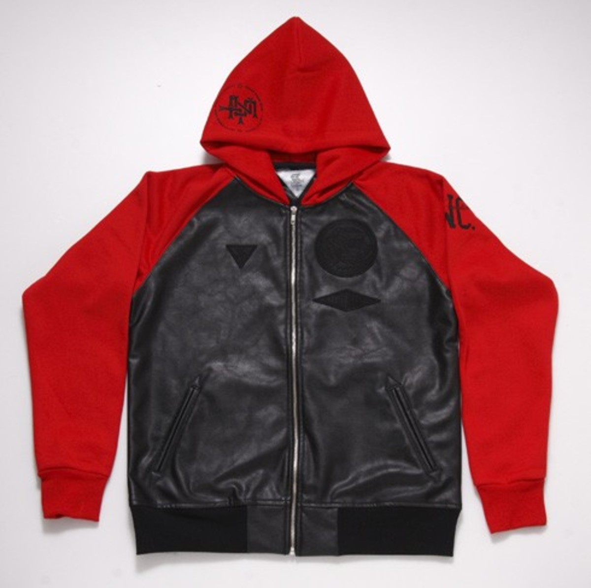 freshness-leather-zip-up-hoodie-red.jpg
