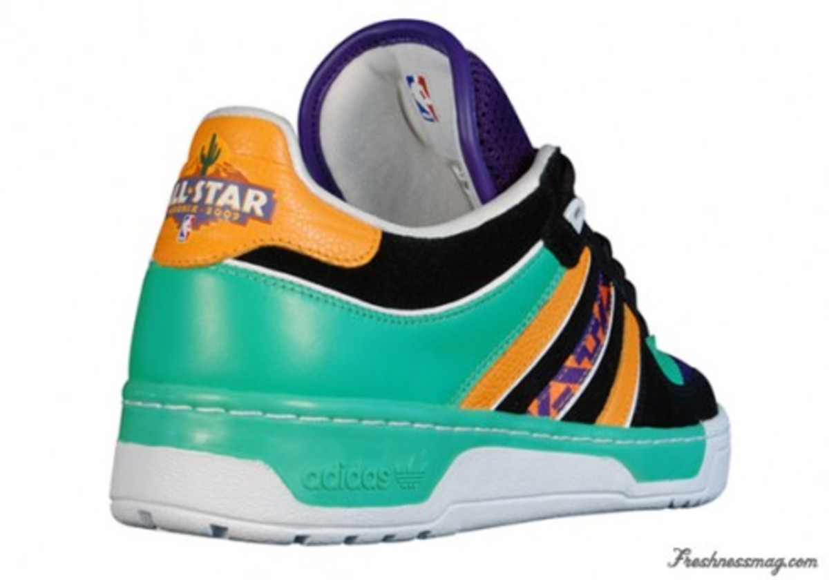 adidas Originals - NBA All Star Attitude Lo & Top Ten Lo