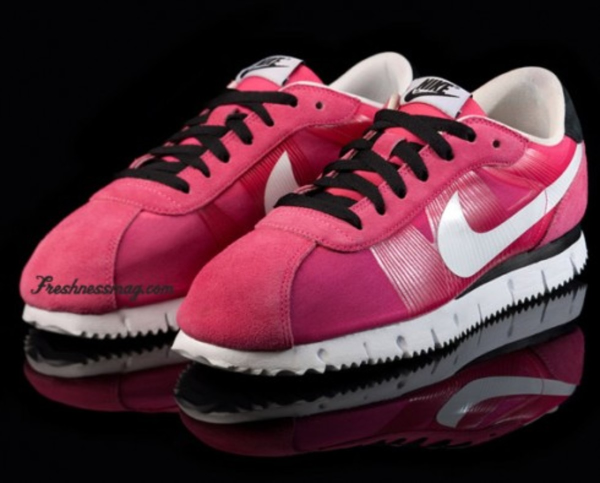 Nike Cortez Fly Motion - Spring Summer 2009