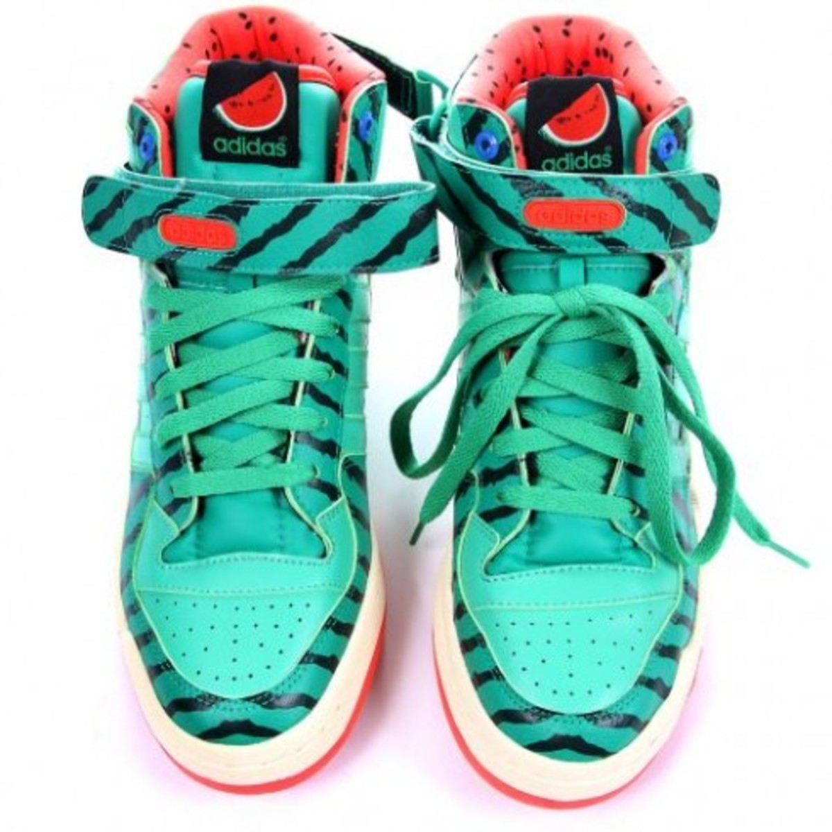 adidas Consortium Forum Mid - Watermelon Edition - 1