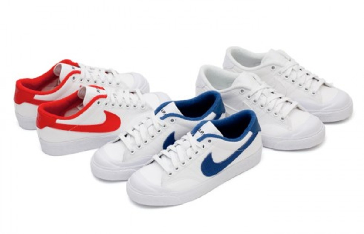 Nike x A.P.C. - All Court - 0