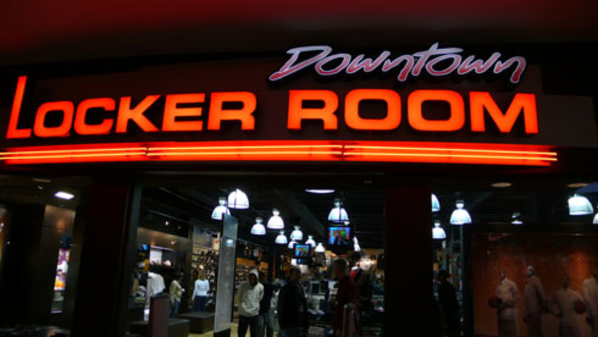 Sneaker Report: Baltimore - Downtown Locker Room - 2
