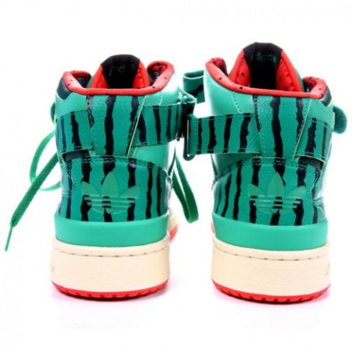 adidas Consortium Forum Mid - Watermelon Edition - 2