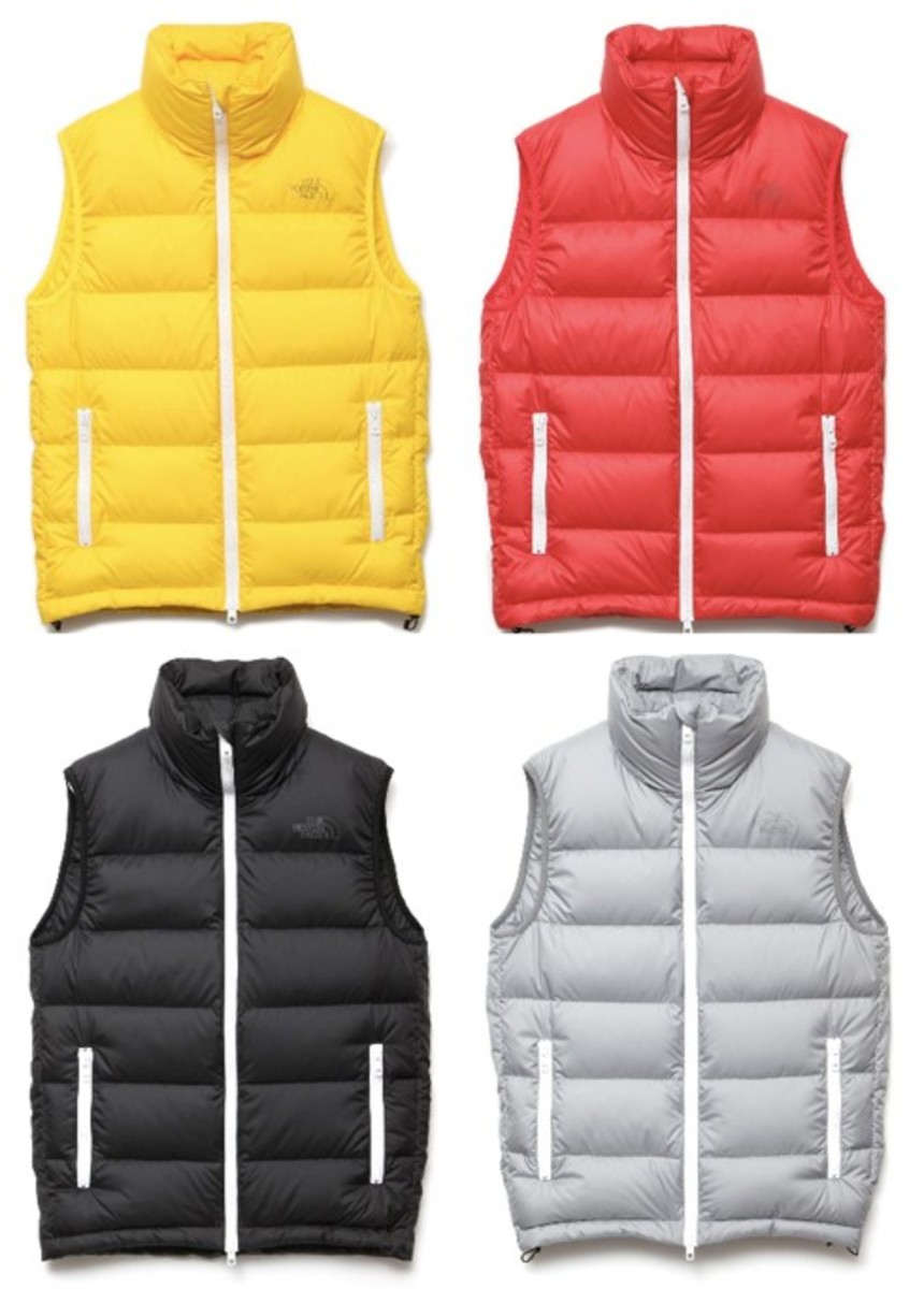 The North Face x Taylor design - Down Vest