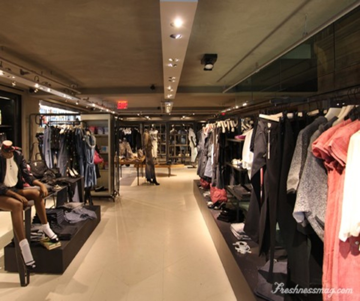 Diesel - Diesel Planet Flagship New York