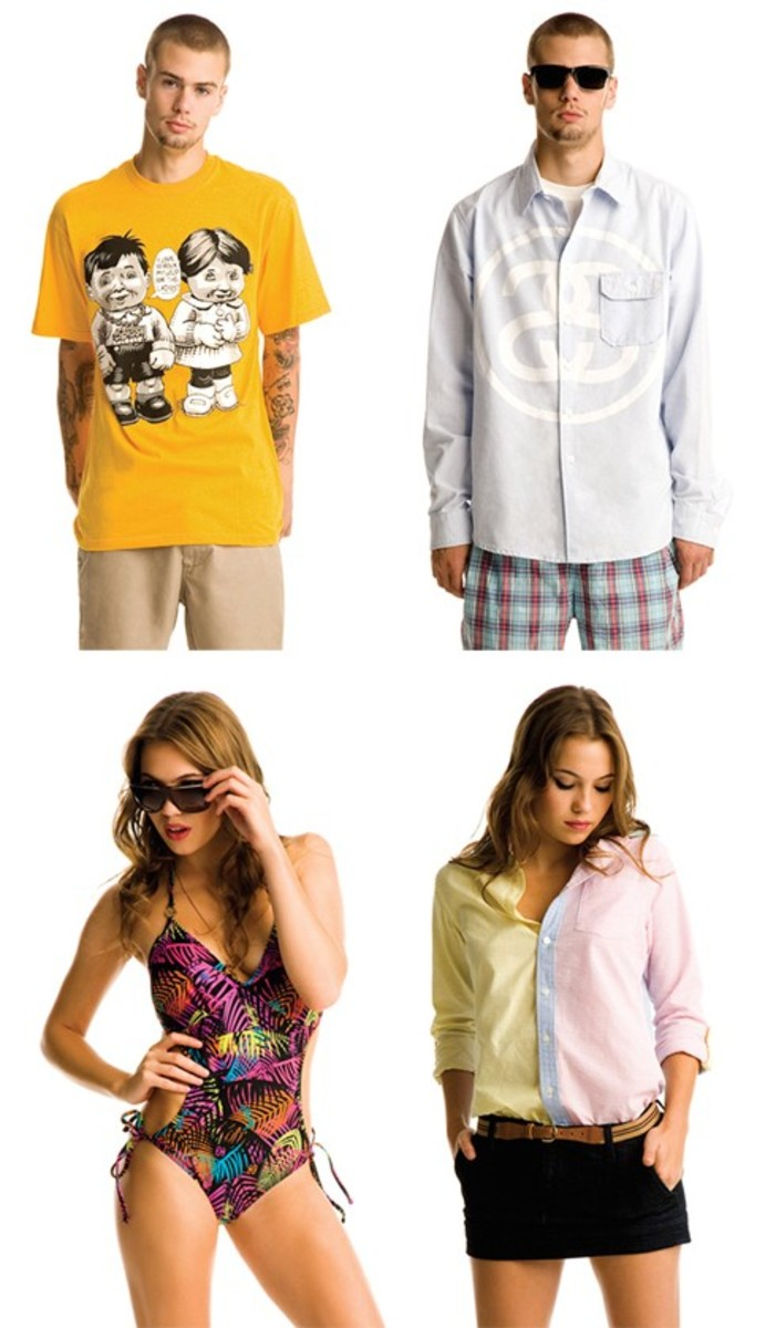 Stussy - Spring 2009 Collection - Available February 21st | Saturday