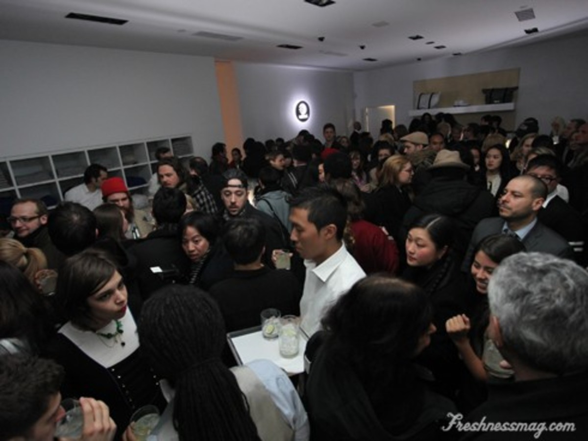 adidas SLVR New York Flagship - Opening Party