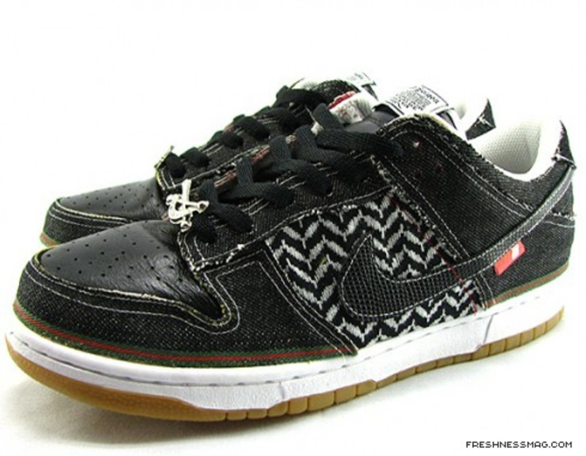 SBTG - Spring 2009 Made To Order Collection - Paramount White Noise Dunk